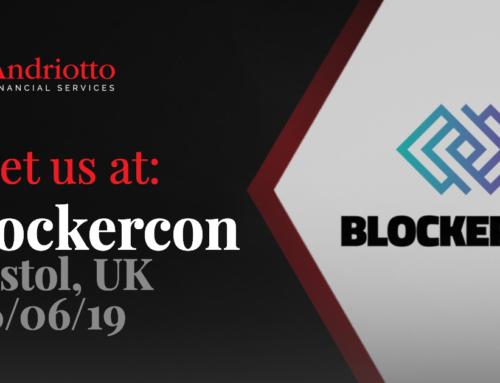 Meet AFS on: Blockercon 2019 / Bristol, UK