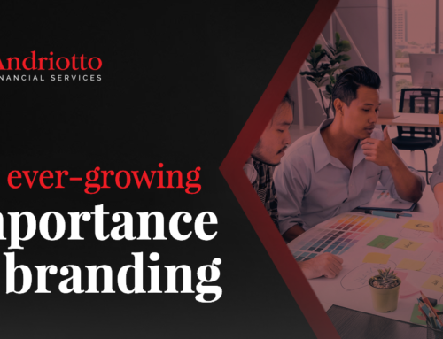 The ever-growing importance of branding