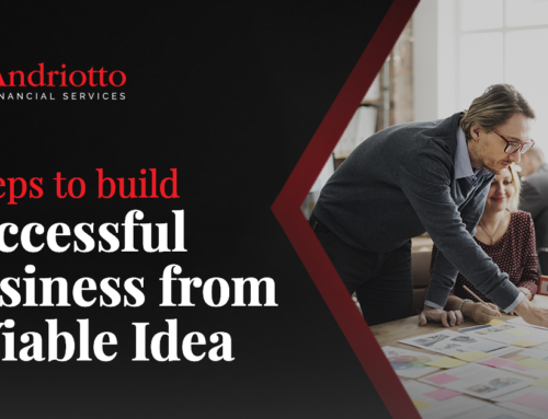 8 Steps to Build a Successful Business from a Viable Idea