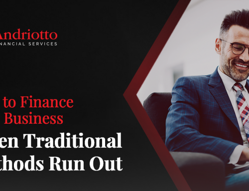 How to Finance Your Business When Traditional Methods Run Out