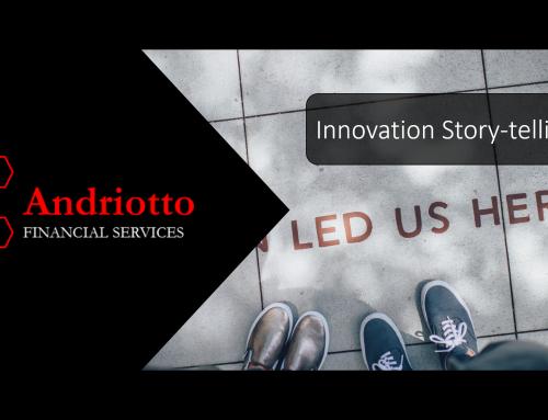 Innovation Story-telling